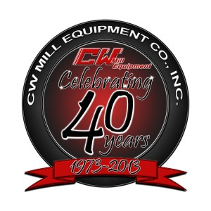 CW Mill Equipment Co Inc Celebrates 40 Years!